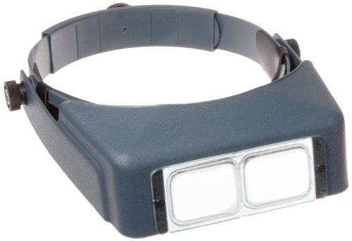 - Donegan OptiVisor with Lens LX-3, 1 3/4 x 14