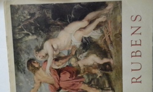 Peter Paul Rubens 1577 - 1640 : A Loan Exhibition of Rubens Under the High Patronage of His Excellency Baron Robert Silvercruys, Ambassador of Belgium For Benefit of the Public ()