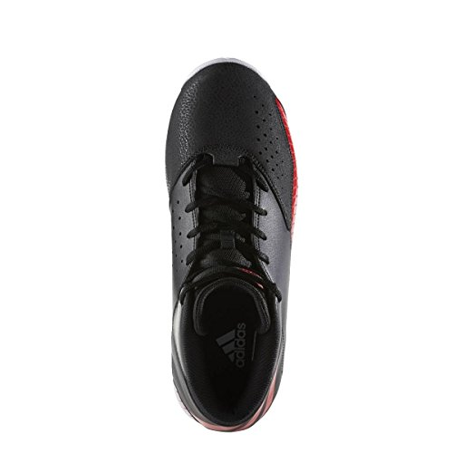 Adidas Nxt Lvl Spd V, Scarpe da Basket Uomo, Rosso (Escarl/Negbas/Ftwbla), 46 EU
