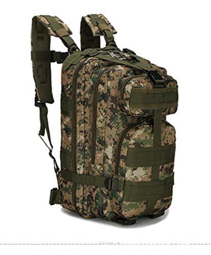 Fishing Bag Waterproof Mountaineering Package 3D Sports Backpack conglinshuma by Purpume