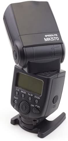 Generic MK-570 Wireless Multiple sycn Speedlite//Flash Light FOR Nikon