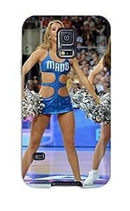 GgfLVeE1626tqtlB AndrewTeresaCorbitt Dallas Mavericks Cheerleader Basketball Nba Feeling Galaxy S5 On Your Style Birthday Gift Cover Case