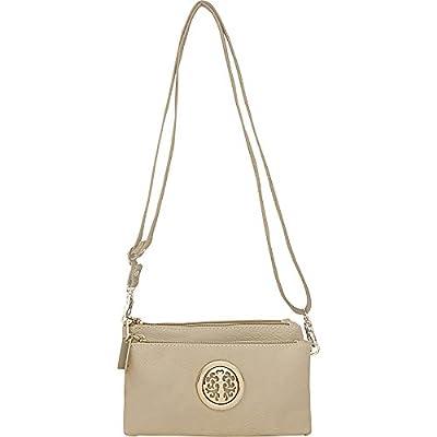 MKF Collection Handbags ~ Crossbody Bag ~ Wristlet ~ Crossbody Purse ~ Multiple  Pocket Cross Body Bag ~ Designer Crossbody Bag ~ Natashe 3-in-1 Cross-Body  ... 9b5b9e455ce22