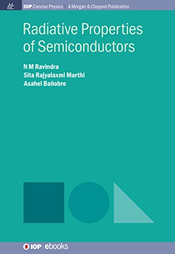 Radiative Properties of Semiconductors (IOP Concise Physics), N M