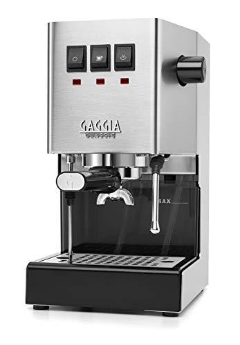 Gaggia – Soporte de filtros Espresso (acero inoxidable) 886948011010