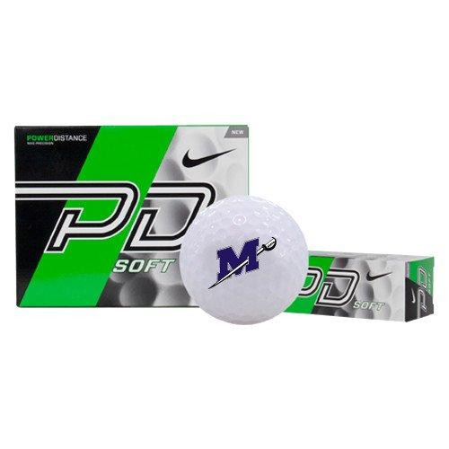 Millsaps Callaway Warbird Golf Balls 12/pkg 'Official Logo' by CollegeFanGear