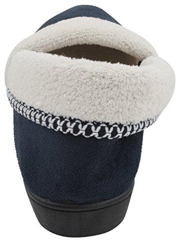 Donna Blue Pantofole Slumberzzz Donna Blue Blue Slumberzzz Slumberzzz Donna Pantofole Pantofole OqZzyxfwYU