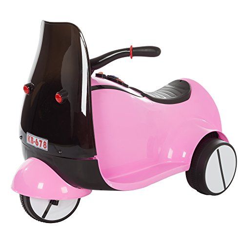 Ride-on-Toy-3-Wheel-Motorcycle-Euro-Trike-for-Kids-by-Lil-Rider-Battery-Powered-Ride-on-Toy-for-Boys-and-Girls-2-5-Years-Old-Pink