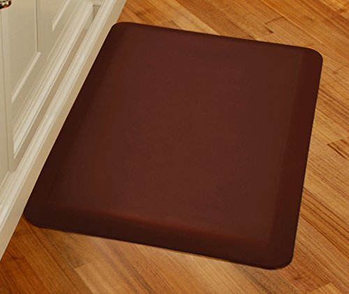 WellnessMats Original Anti Fatigue Kitchen Burgundy