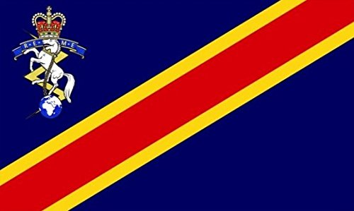 royal electrical mechanical corps flag