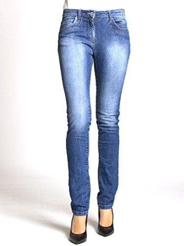 Lavaggio 00970 Wash Medio 00752c Jeans Carrera stone Blu 701 TqwpCE
