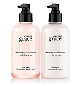 Philosophy Amazing Grace Hand Duo, 2 Ounce