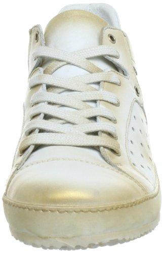 Liebeskind Berlin LK7000A Damen Sneaker Weiß (weiß/gold)