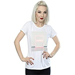 The 1975 Women's Neon Sign Tour T-Shirt Large White