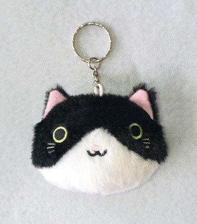 Amazon.com: YPT - Llavero de gato con diseño de llavero de ...