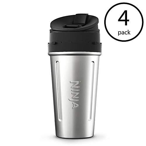 Ninja 24 Oz Stainless Steel Nutri Ninja Cup w/Sip & Seal Lid
