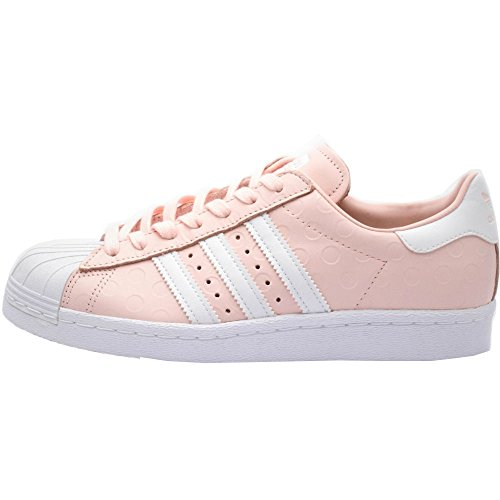 Adidas Rose roshel Chaussures Superstar Femme Fitness Ftwbla 80s De Ftwbla W rZr0qwU