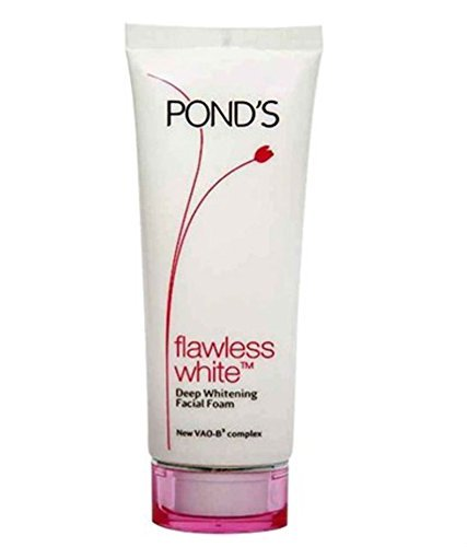 Pond'S Flawless White Deep Whitening Face Wash 100gm