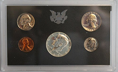 1968 S Proof set Collection Uncirculated US Mint