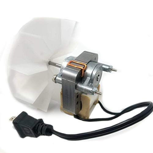 Universal Bathroom Vent Fan Motor Replacement Kit | 50 CFM ()
