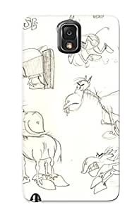 New Design On Ctullm-1689-kibunpc Case Cover For Galaxy Note 3 / Best Case For Christmas's Gift
