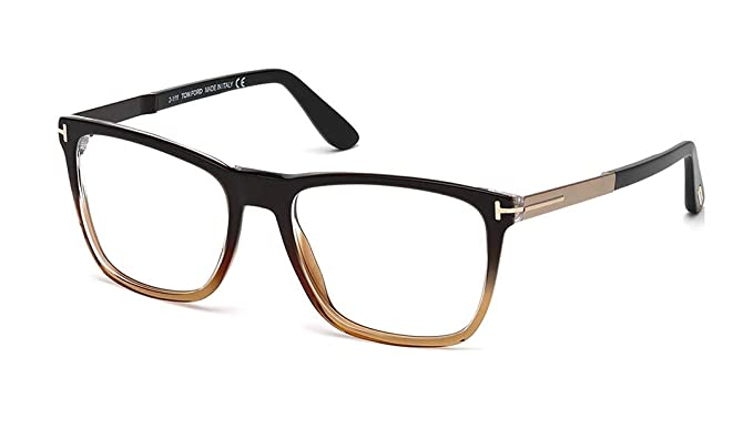 33e732b2a48e Image Unavailable. Image not available for. Color  Tom Ford Sunglasses TF  5351 Sunglasses 050 Brown Light Brown