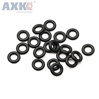thickness 1mm Gasket outside diameter 24mm select inside dia, material, pack