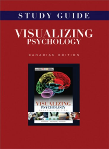 Study Guide to Accompany Visualizing Ps