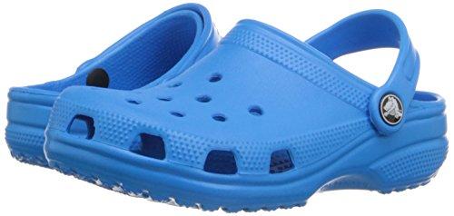 Crocs Classic Kids, Sabots Mixte enfant, Chocolat Bleu (Ocean)