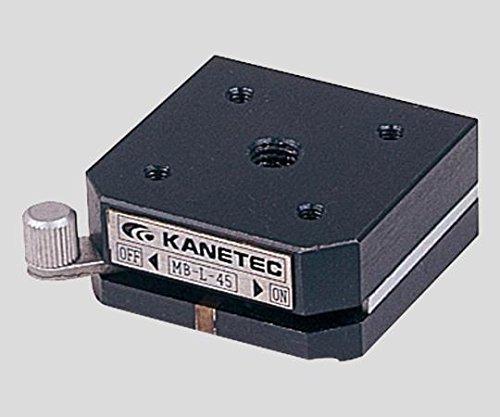 カネテック2-283-04薄型永磁ホルダ台MB-L-125 B07BD3127K