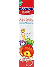 Kodomo Children's Toothpaste, Strawberry, 80g