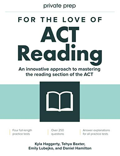For the Love of ACT Reading]()