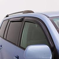 4 Piece Auto Ventshade 94024 Original Ventvisor Window Deflector