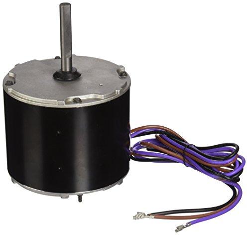 Goodman 0131M00061SP Goodman 1-Speed Condenser Fan Motor, 208 / 230 Volts, 15 Amps, 1/4 Hp, 830 (0.25 Hp Fan Motor)