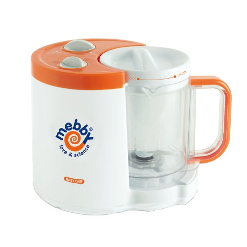 Mebby 91860 Baby Chef, Robot Da Cucina Multifunzione Medel