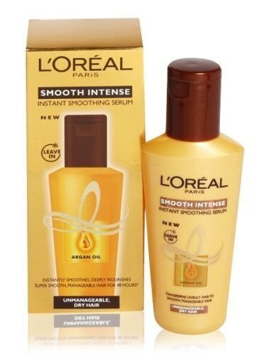 L'Oreal Paris Smooth Intense Instant Smoothing Serum, 100ml product image