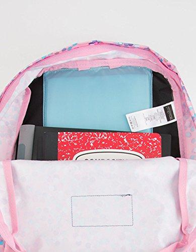JanSport Unisex Superbreak Classic Ultralight Backpack Pink Sparkle Dot by JanSport (Image #3)