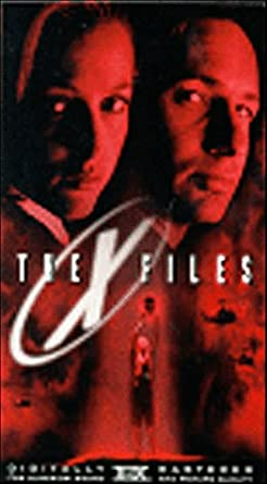 The X-Files MovieVHS