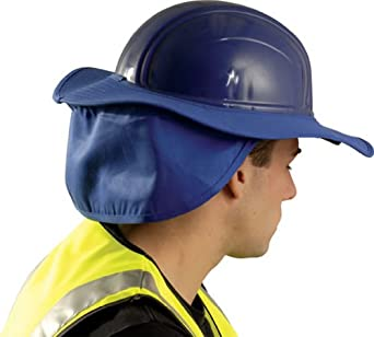Image Unavailable. Image not available for. Color  Occunomix 898-Blue Hard  Hat Shade-Royal Blue be347d099663