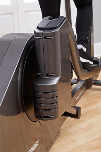Life Fitness - bicicleta elíptica E5 con consola TRACK+: Amazon.es: Deportes y aire libre