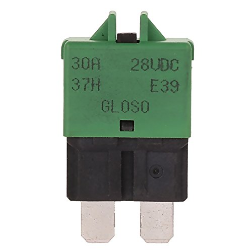 Mount Thermal Breaker - MYEDO 30A Medium Manual-Reset Circuit Breaker Thermal Fuse Car Protectors