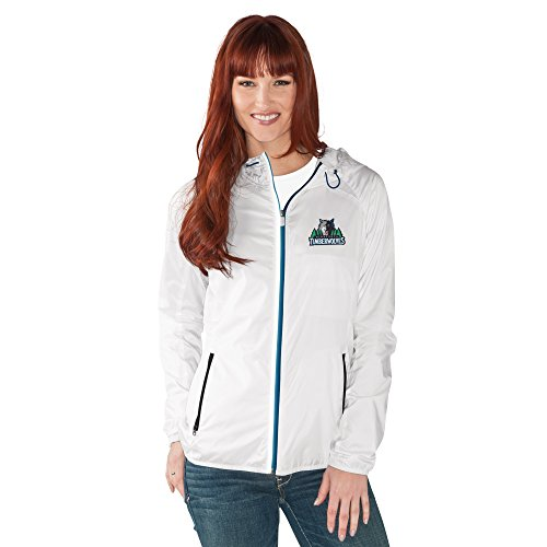NBA Women's Spring Training Light Weight Full Zip Jacket – DiZiSports Store