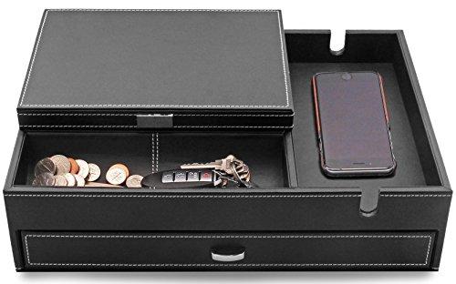 Houndsbay Big Dresser Valet Box Amp Mens Jewelry Box