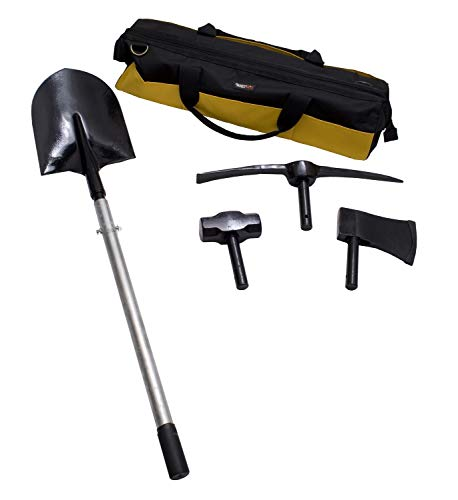 Rugged Ridge 15105.01 All-Terrain Recovery Tool Kit