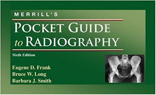 Pocket pdf to merrills guide radiography