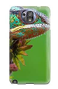 For MaryannVillanueva Galaxy Protective Case, High Quality For Galaxy Note 3 Lizard Skin Case Cover