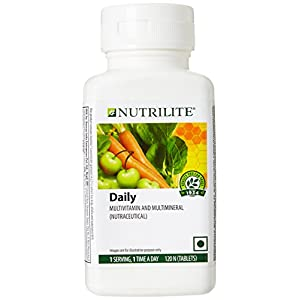 Amway Nutrilite Daily – 120N Tablets