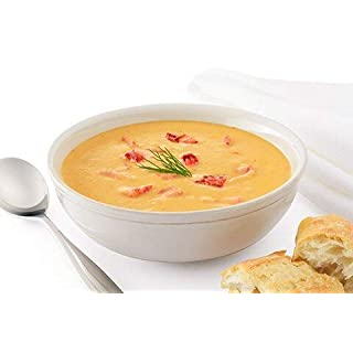 Maine Lobster Now: Lobster Bisque w/ Lobster Meat (4 Pack)