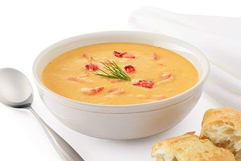 Maine Lobster Now: Lobster Bisque w/ Lobster Meat 4 Pack