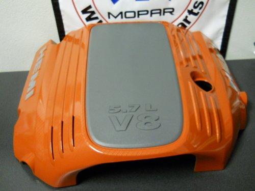 2009 - 2012 Dodge Charger, Challenger Hemi Orange Engine -